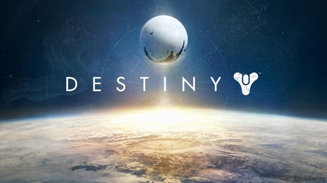 Обои с игрой Destiny