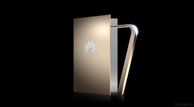 Тизер Huawei