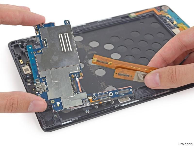 Планшет Nexus 9