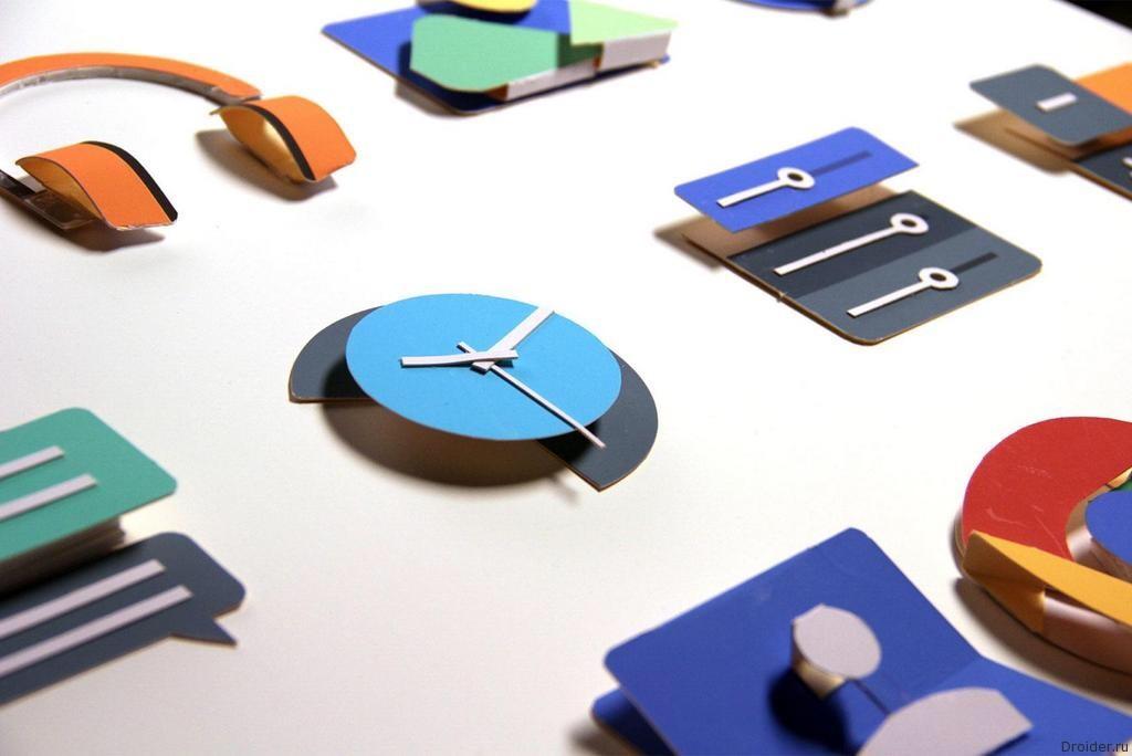 Оригами Material Design
