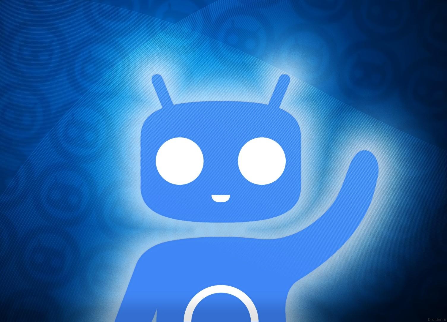 Логотип Cyanogenmod