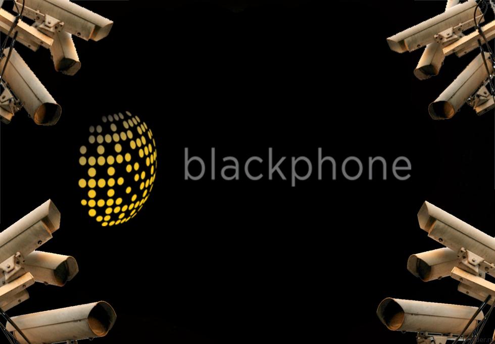 Логотип Blackphone