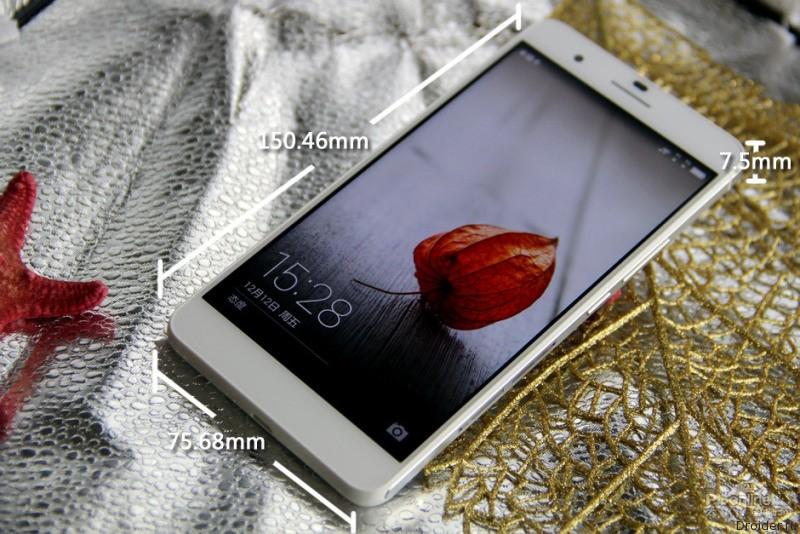 Honor 6 Plus от Huawei