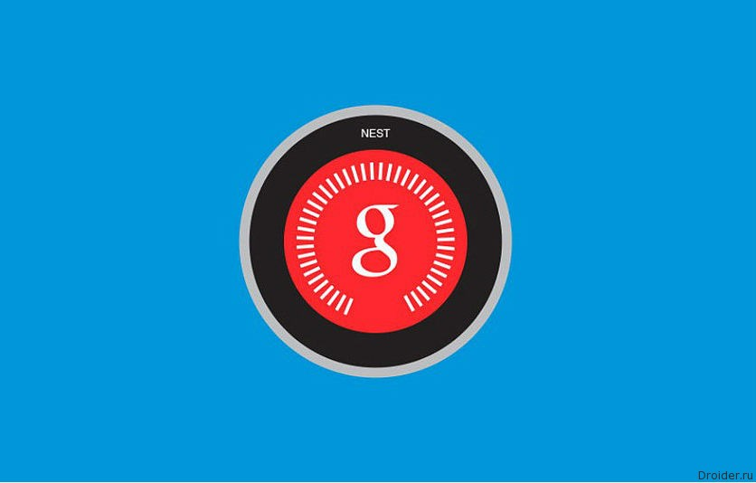 Nest и Google Now
