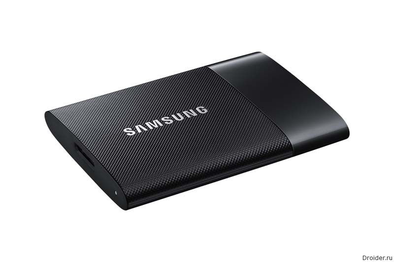 Portable SSD T1