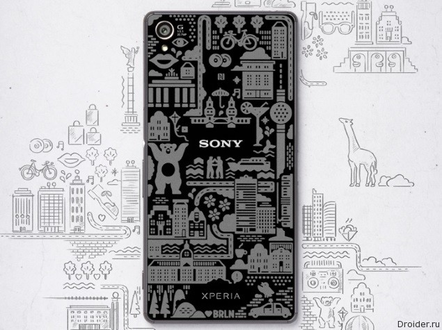 Xperia Z3 limited editions