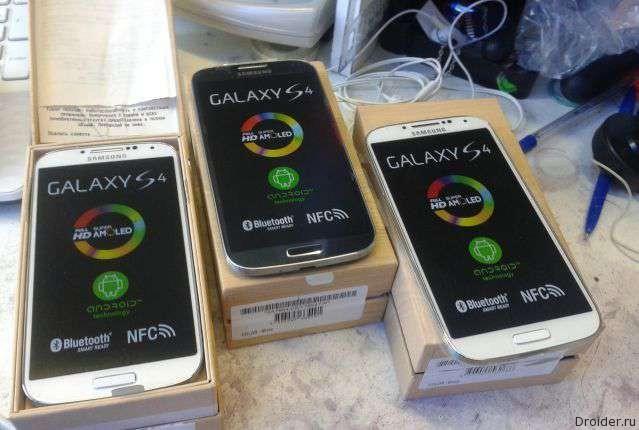 Galaxy копии