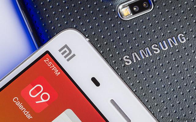Смартфоны от Xiaomi и Samsung