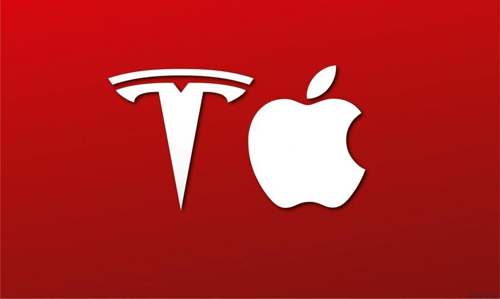 Teslaa и Apple