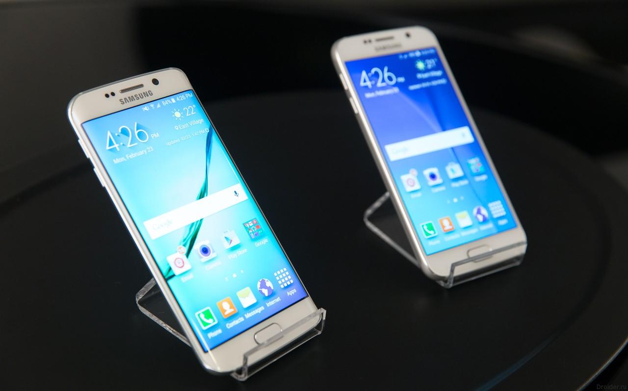 Galaxy S6/Galaxy S6 Edge