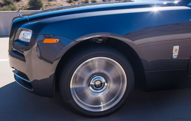 Rolls-Royce-Wraith-Wheel