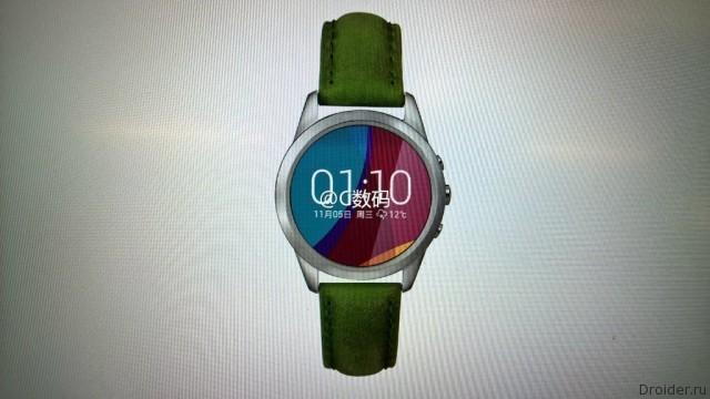 Смарт-часы от Oppo