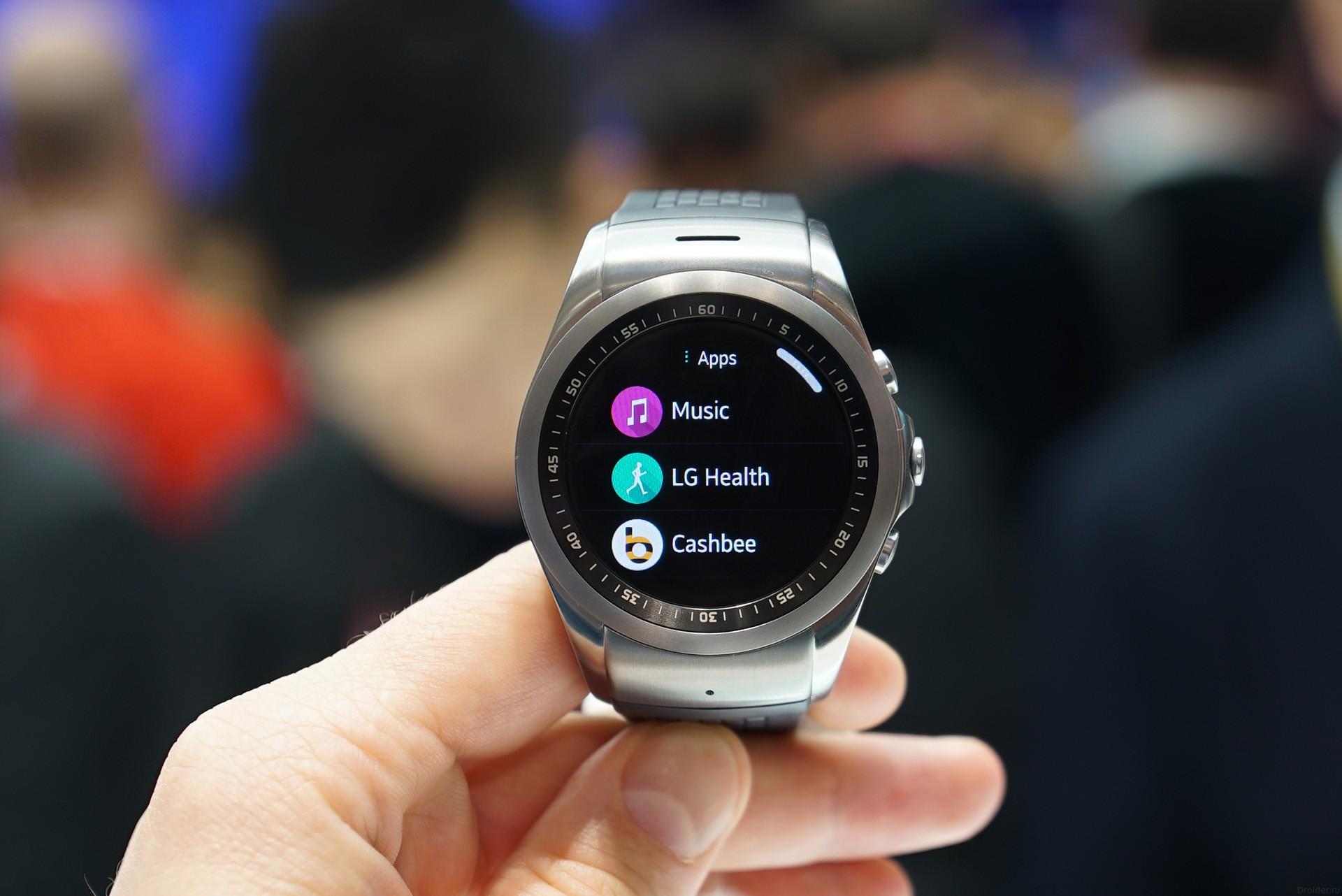 LG Watch Urban LTE
