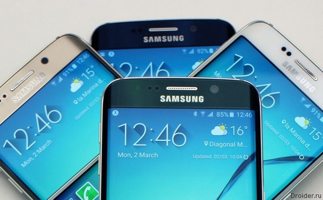 Galaxy S6 и Galaxy S6 Edge