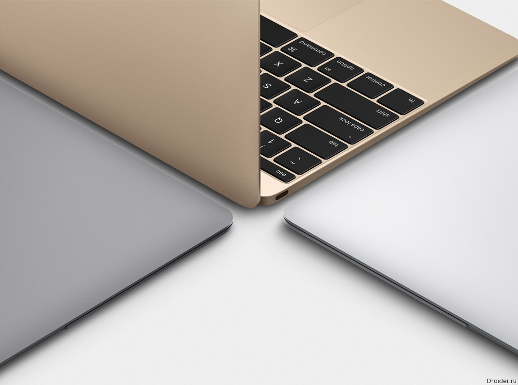 Macbook 12 2015