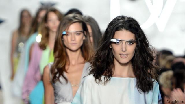 Google Glass и модели