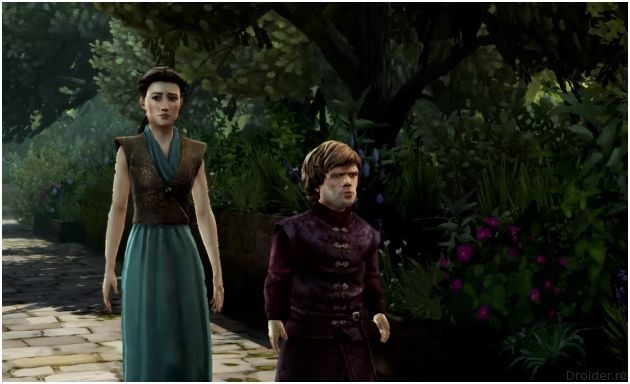 Game of the Thrones