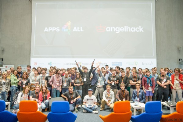 AngelHack Moscow5