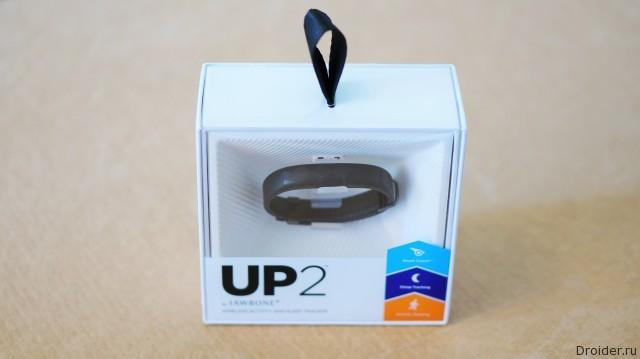 Обзор Jawbone UP2 3