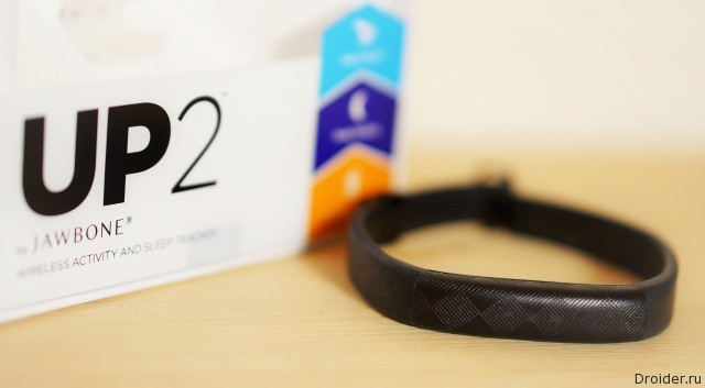 Обзор Jawbone UP2 кавер