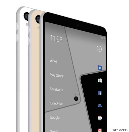 Рендер Nokia C1