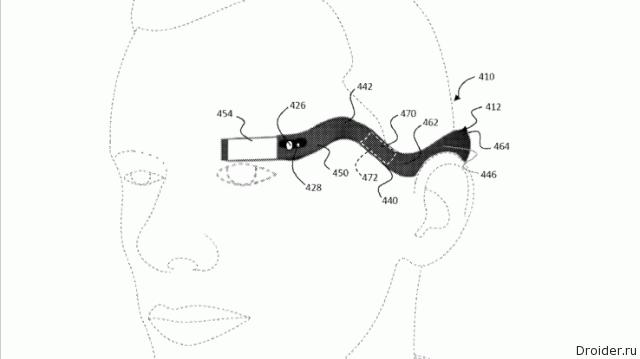 Google Glass 2 Monocle
