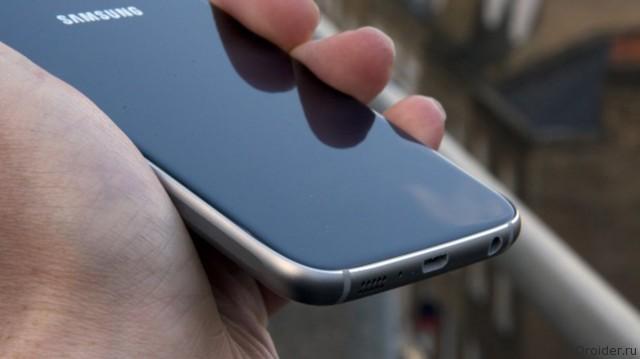 Galaxy S7 Screen