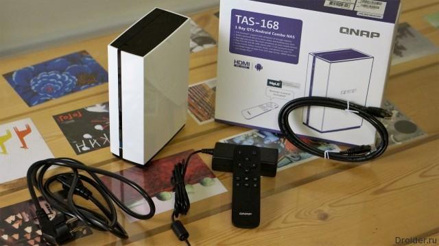 Обзор TAS-168 1