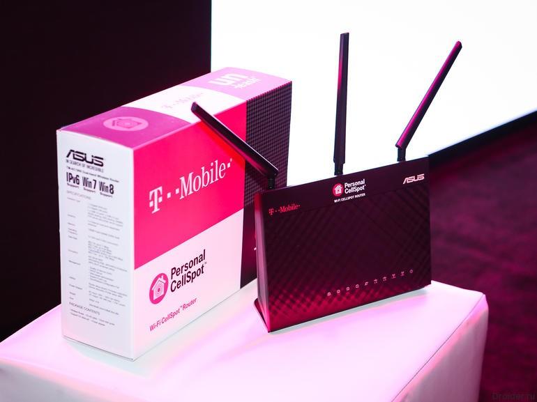 T-Mobile роутер