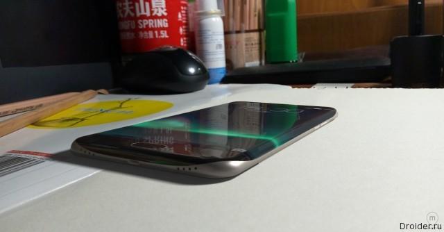 Концепт Meizu MX6