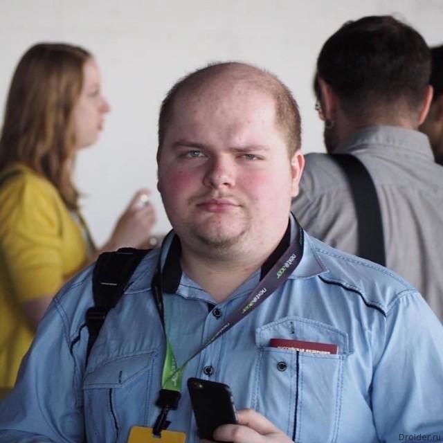 Евгений Вильдяев