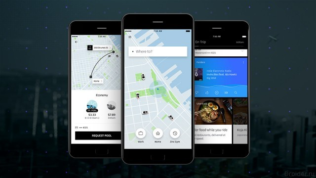 Новый Uber