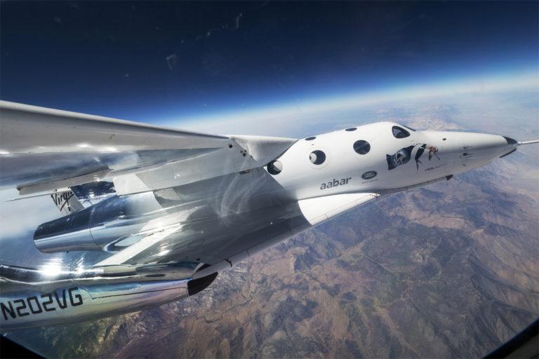 FAA расследует полет Virgin Galactic. У Брэнсона проблемы