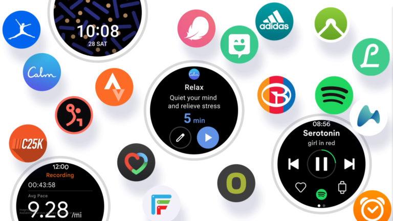 Первый взгляд на ОС для часов от Samsung и Google
