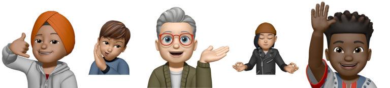 Сегодня день эмодзи, а Apple обновляет их и Memoji