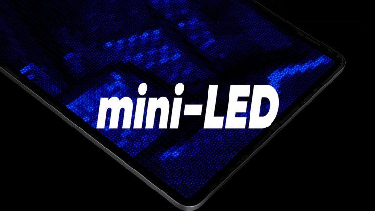 В новые MacBook и iPad Pro поставят mini-LED