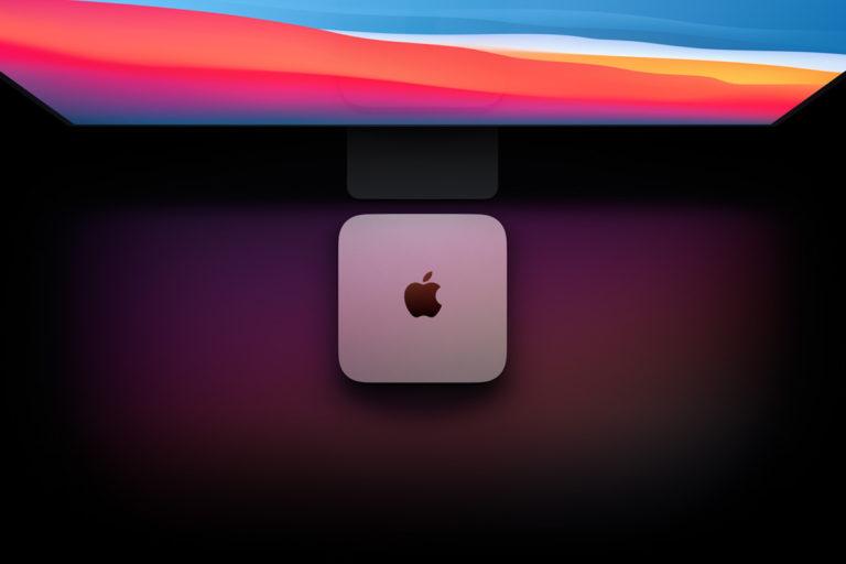 Apple выпустит Mac mini на новом чипе M1X