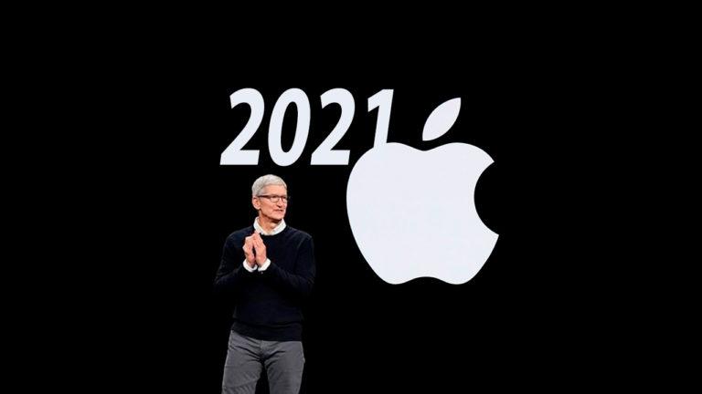 Что покажет Apple на осенней презентации?