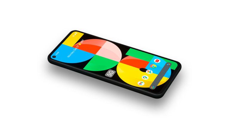 Google Pixel 5a: старая песня о новом