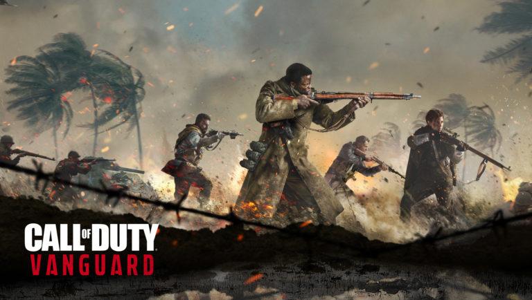 Вышел трейлер Call Of Duty: Vanguard