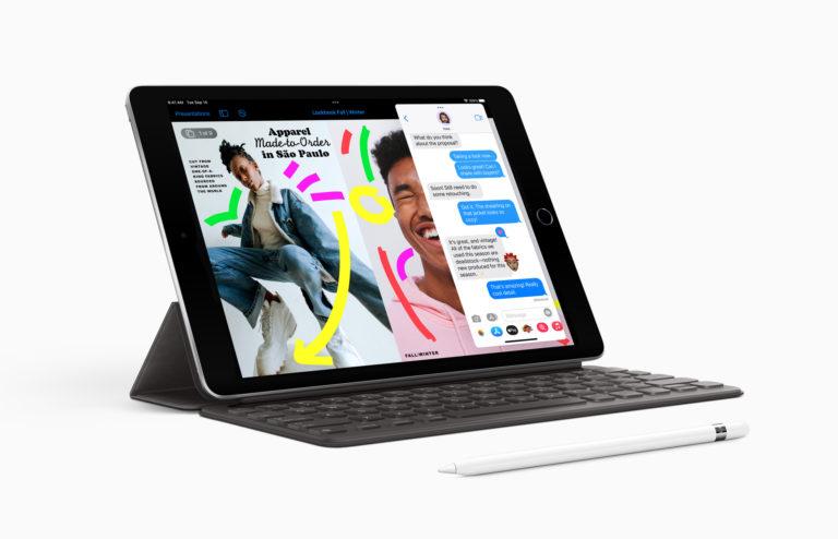 Самый популярный iPad стал мощнее, но остался в прежнем дизайне!