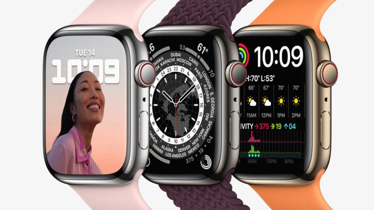 Apple Watch Series 7 закончились? Пока в Москве их можно купить в конце ноября…