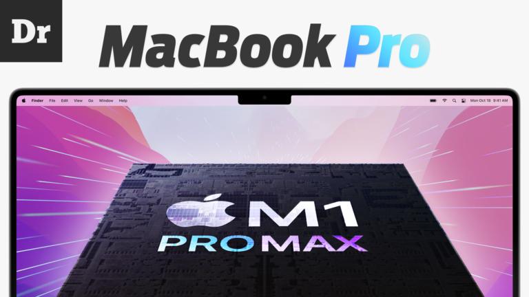 Чем хороши MacBook Pro? Какова реальная мощь у чипов M1 Pro и M1 Max?