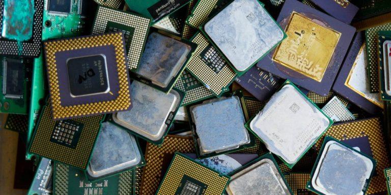 Прогноз Intel: Кризис Чипов может продлиться до 2023 года